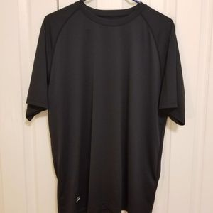UNDER ARMOUR  t-shirt headgear  black Sz L